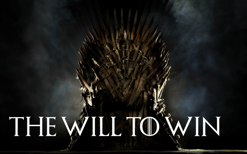 Jay Carteré| Jay Cartere| the will to win