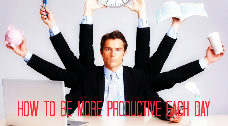 Jay Carteré | Jay Cartere | How To Be More Productive