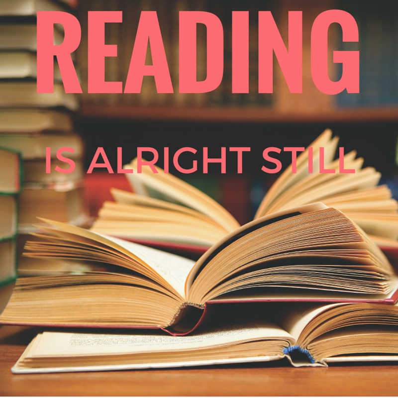 Jay Carteré | Jay Cartere | Reading Is Alright Still