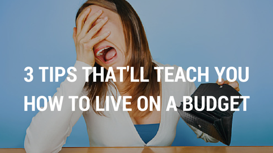 Jay Carteré | Jay Cartere | 3 Tips That'll Teach You How To Live On A Budget