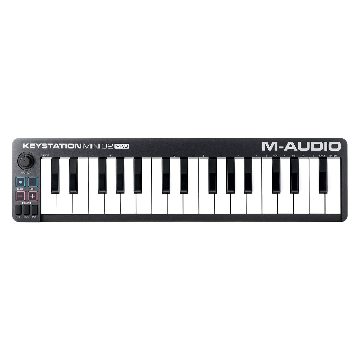 M AUDIO SMALL MIDI KEYBOARD - PORTABLE
