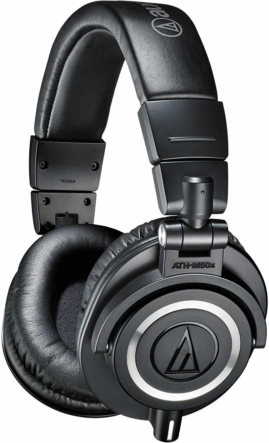 Audio-Technica studio headphones